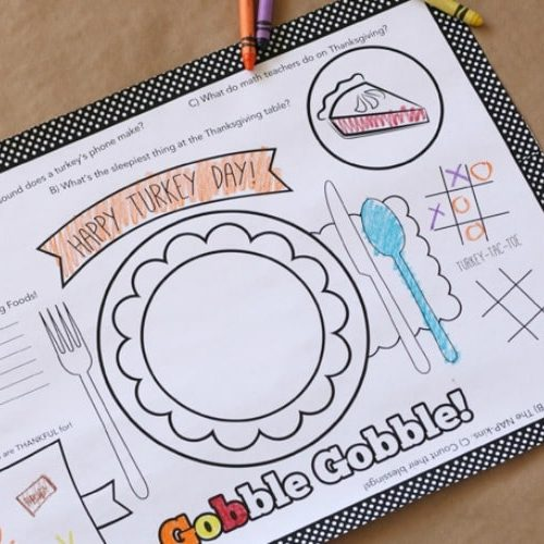Best Thanksgiving Printables