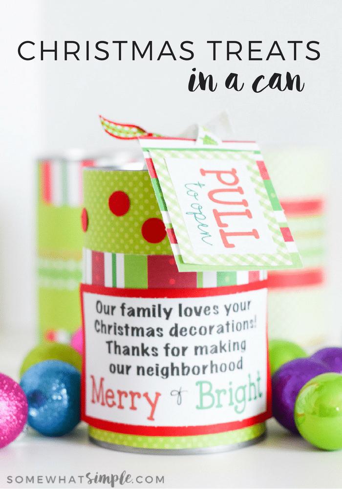 Christmas Gifts For Neighbors Treats