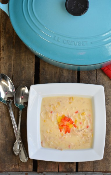 Turkey Corn Chowder SS-5798