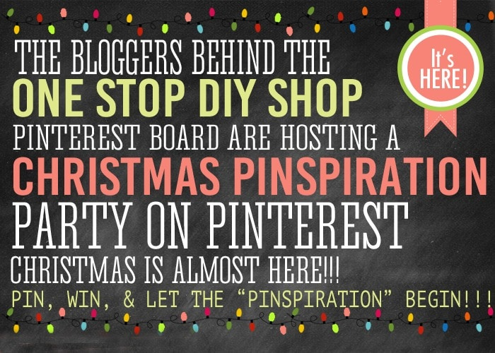 Pinterest Party is Tonight