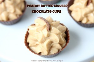 peanut butter mousse cups main H 2