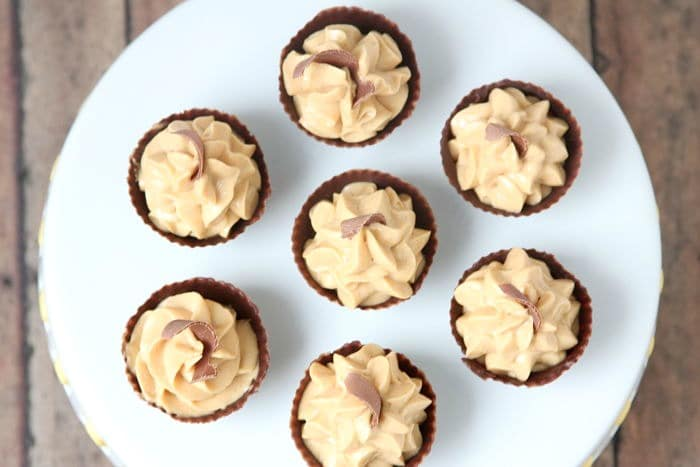 peanut butter mousse cups opt