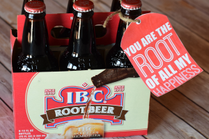 Free Rootbeer Gift Tag