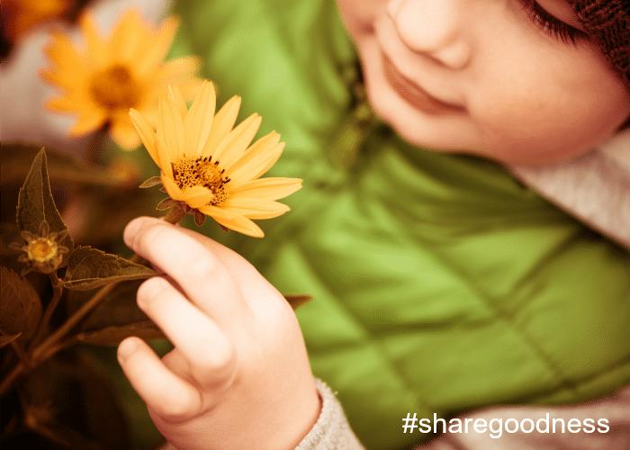 share goodness