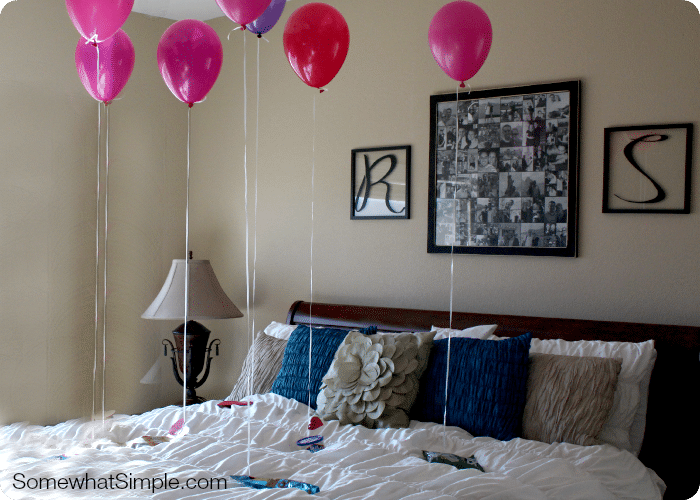 valentine balloon gift 2