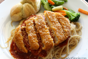 Easy Chicken Parmesan Recipe 2