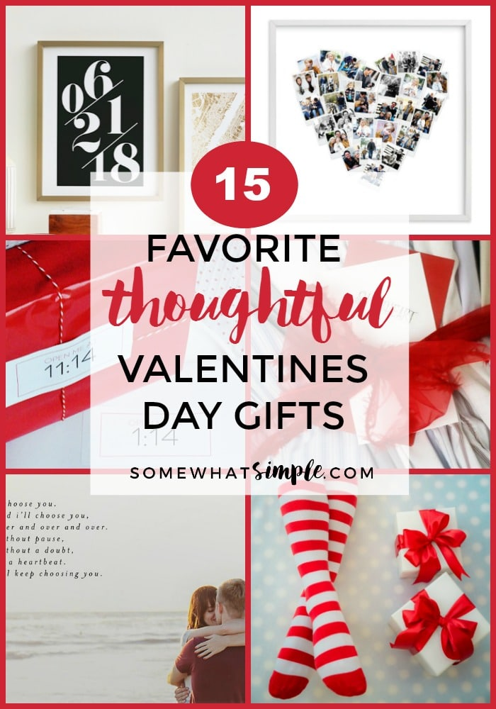 Struggling to find a thoughtful Valentines gift for someone you love? You've come to the right place!