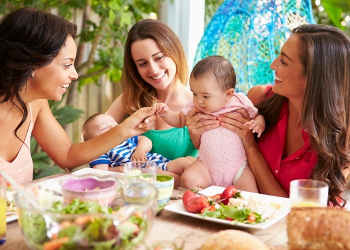 Supportive Parenting  #SisterhoodUnite