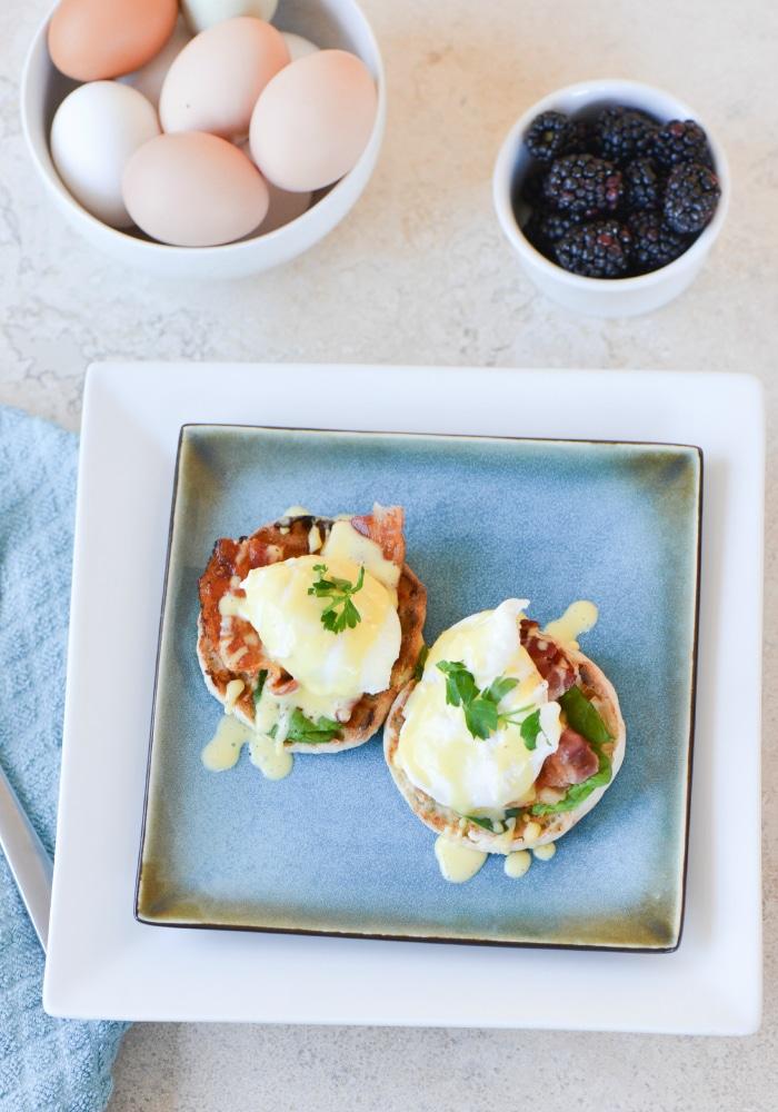 Eggs Benedict SS-8074