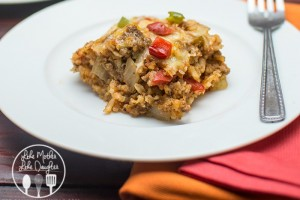 Stuffed Pepper Casserole Recipe