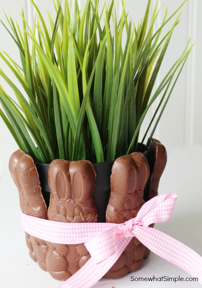 Easy easter centerpiece somewhat simple