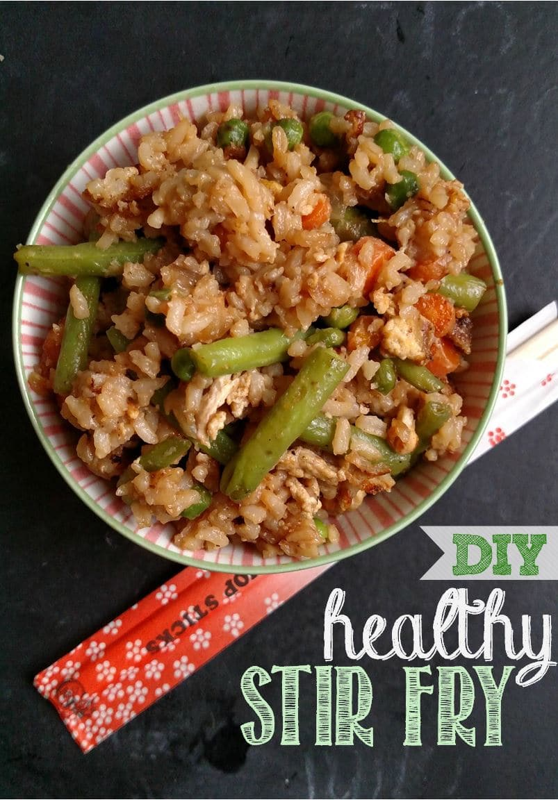 easy stir fry feature