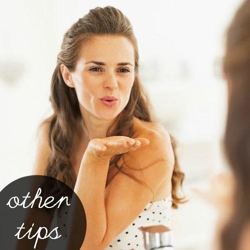 makeup mascara tips