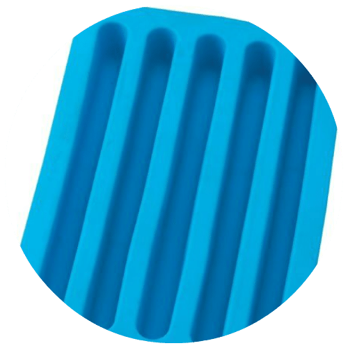watter bottle ice cube tray
