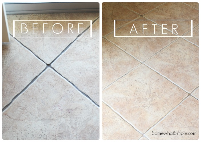 Cleaning How To Clean Tile Floors