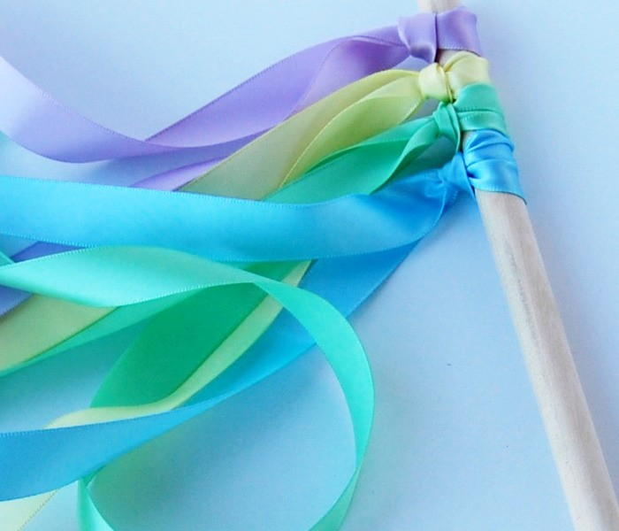 ribbon wand craft