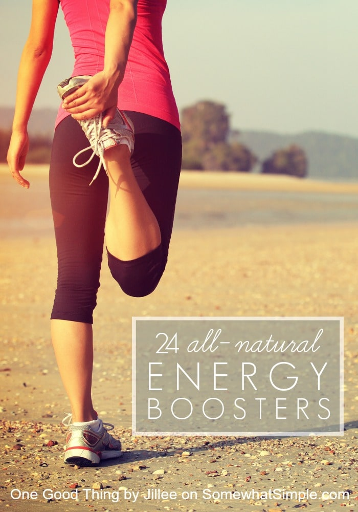 all natural energy boosters