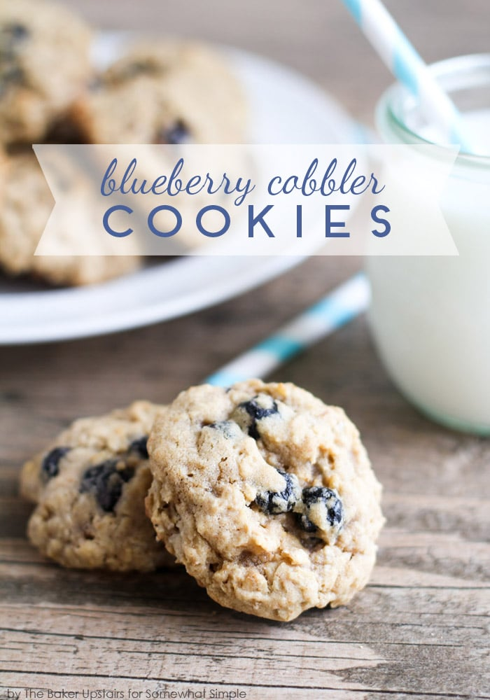 Blueberry-Oat Biscuit Cobbler Recipes — Dishmaps