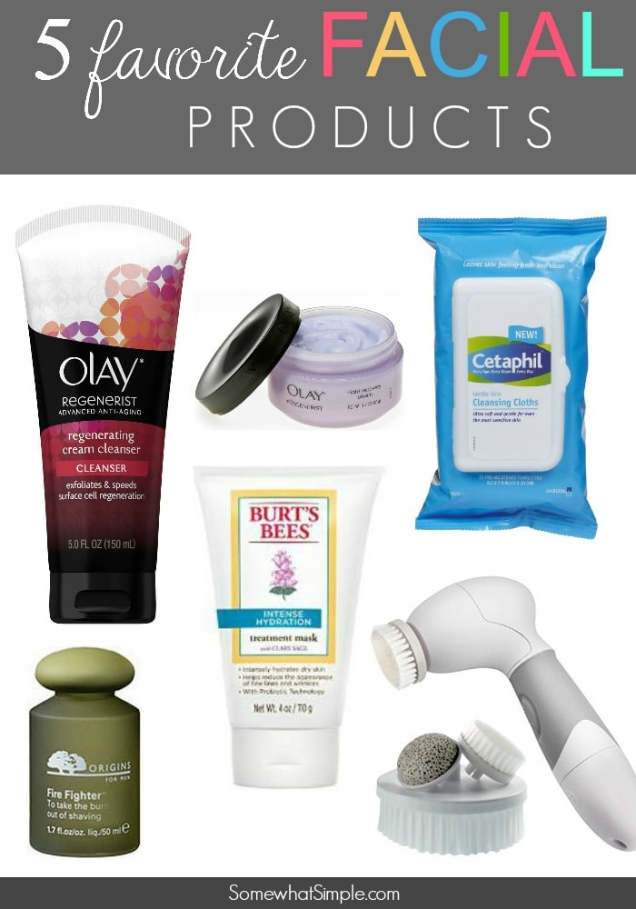 favorite-facial-products