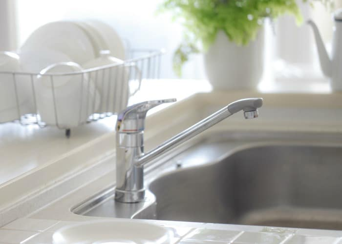 what to do when your kitchen sink is clogged how to clean your kitchen sink the easy way 2271