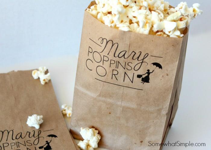 Mary Poppins Movie Night 4