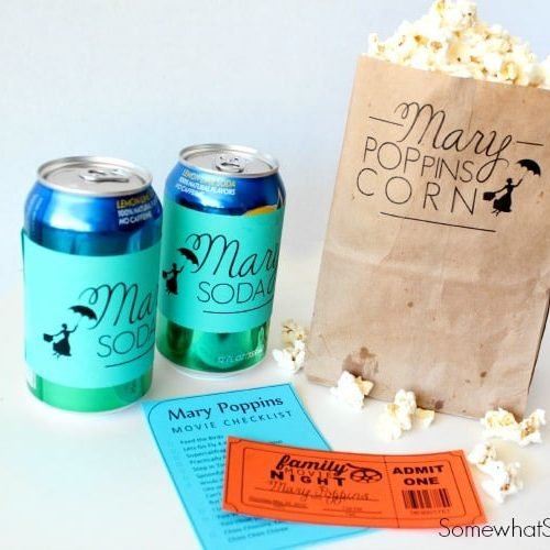 Mary Poppins Family Movie Night