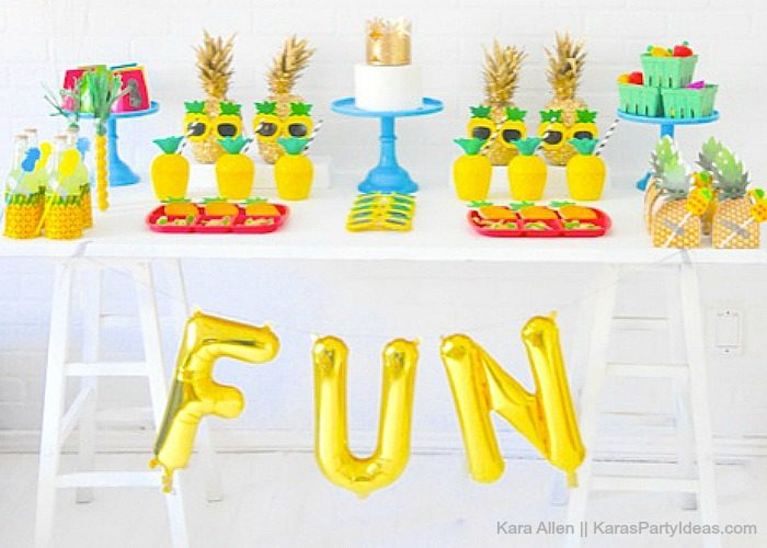 20 Favorite Summer Party Ideas