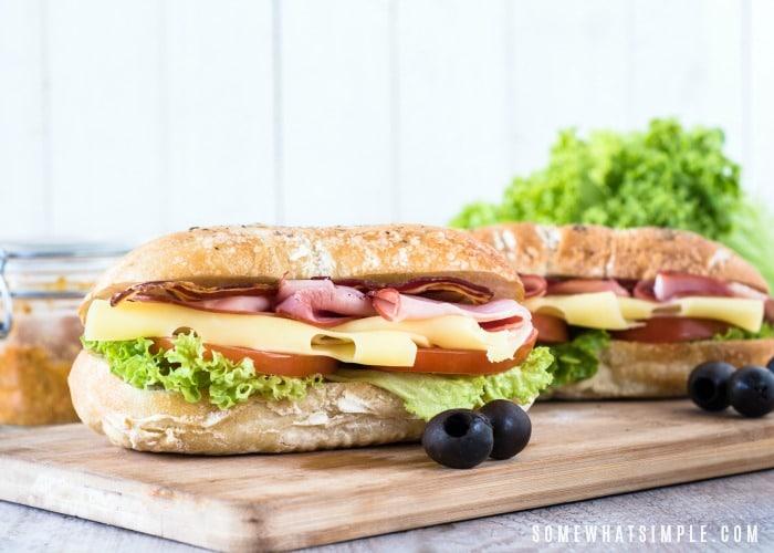 Sandwich Recipes