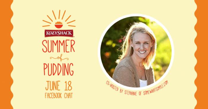 Summer of Pudding