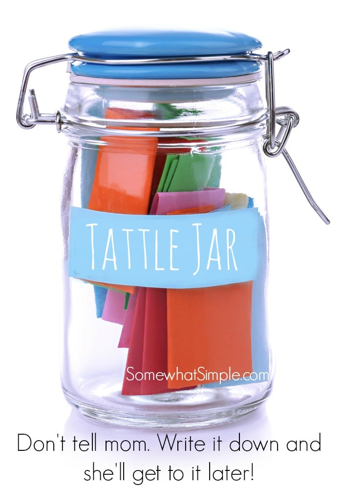 Tattle Jar
