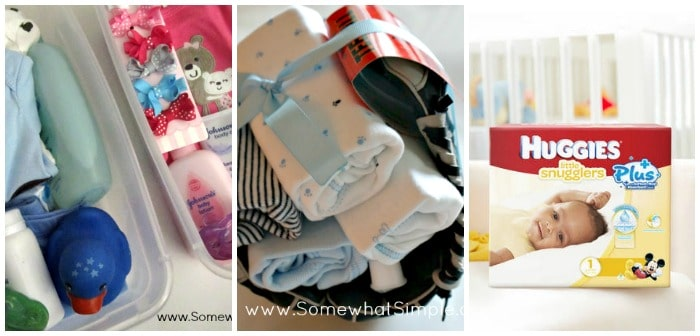 baby shower gift ideas using creative wrapping