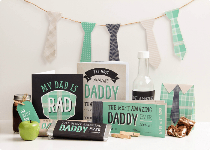 free fathers day printable pack