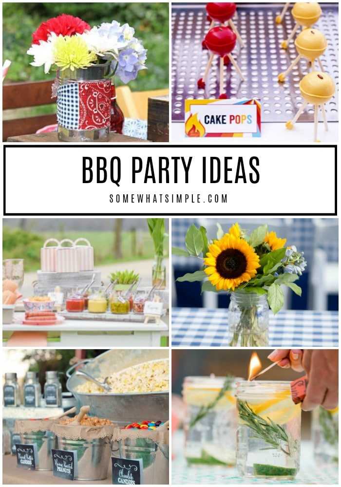 BBQ Party Ideas