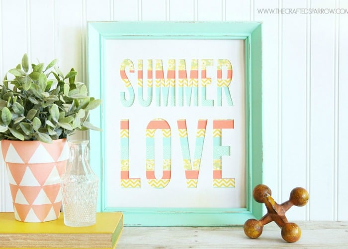 decorate your home for summer