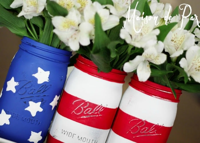 4th of July summer decor