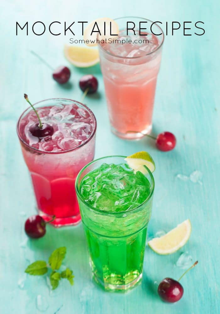 5 mocktail recipes to make at home somewhat simple for Easy cocktail recipes for parties