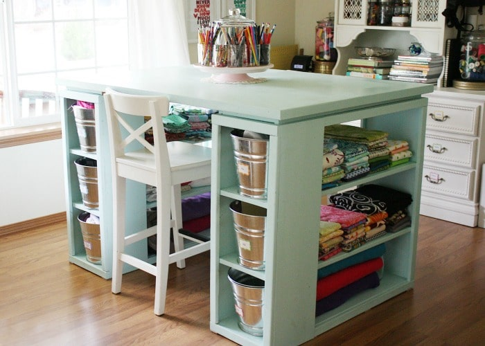 Sewing Room Desk