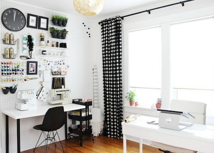 10 Amazing Sewing Room Ideas Somewhat Simple