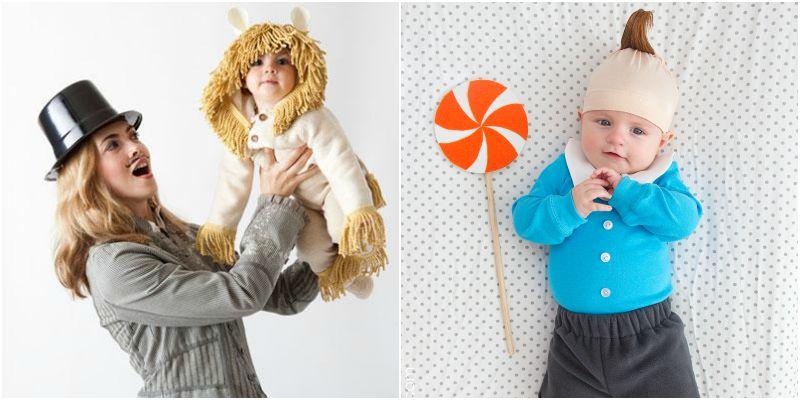diy baby costumes