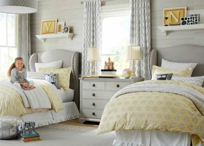 Decorating With Yellow and Gray – 20 Spaces We Love!