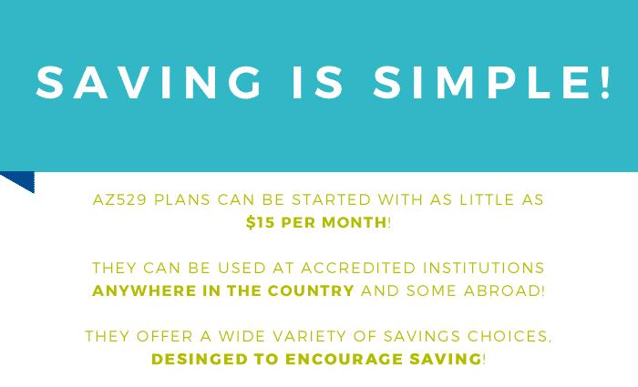 AZ saving