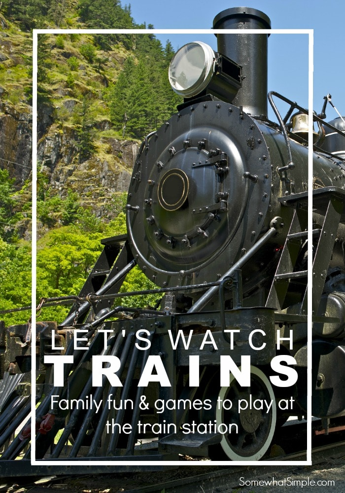Lets Watch The Trains