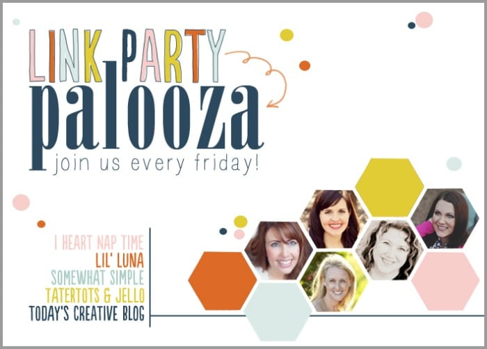 Link Party Palooza Featured Image