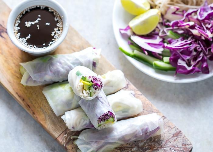 Easy Summer Rolls Recipe – A Tasty Lunch or Dinner