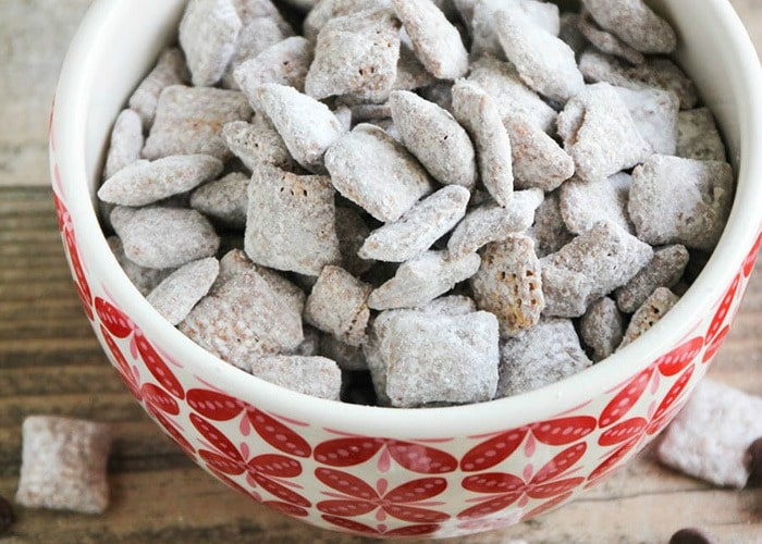 Family Fun with Chex Muddy Buddies