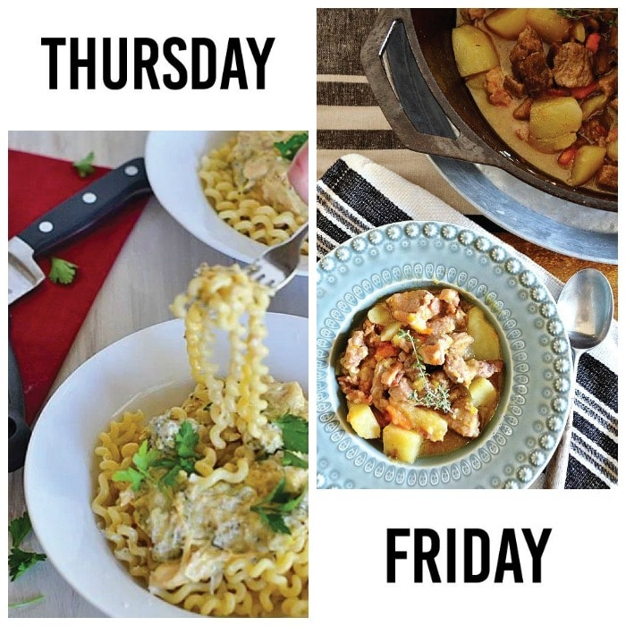 weekly meal plan 1-3