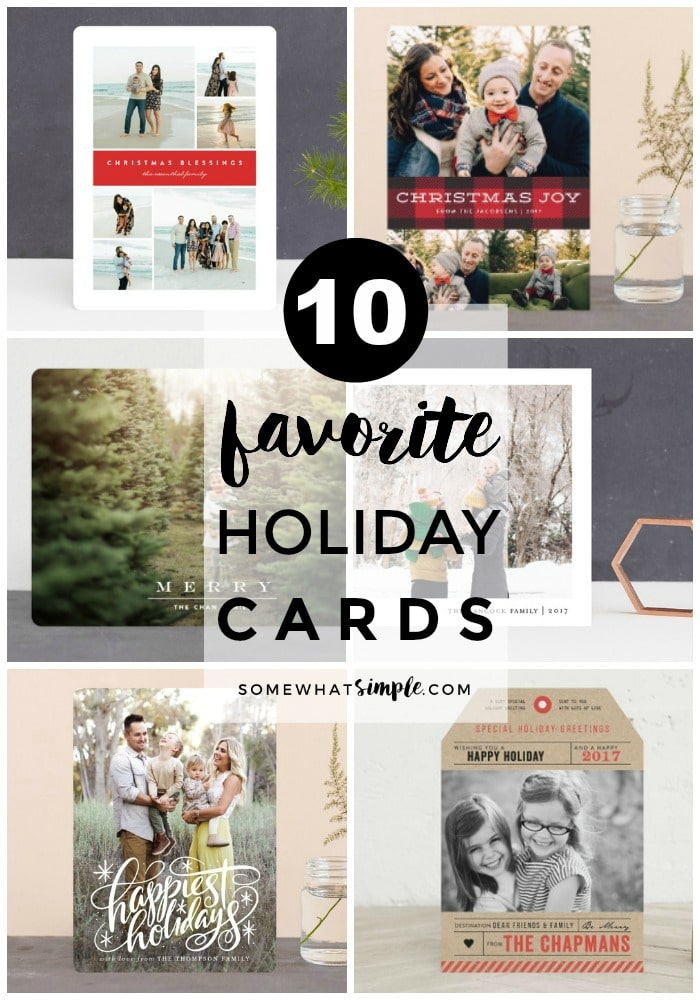 10 Favorite Holiday Cards