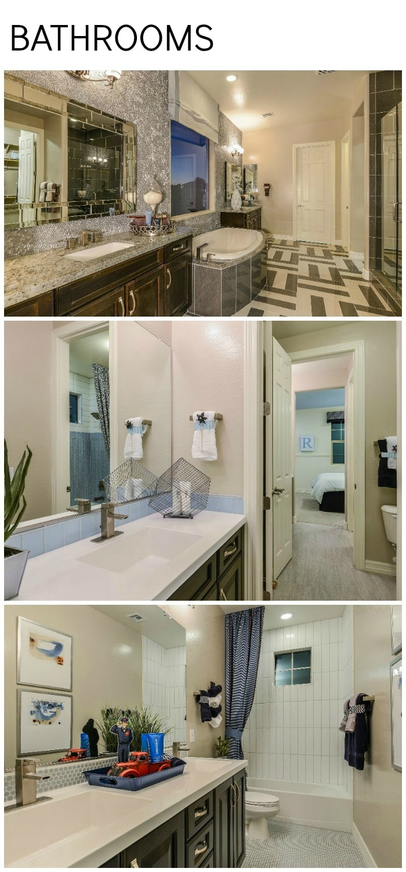 Building a Home - Bathrooms