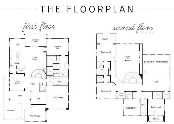 Building a Home Floor Plan