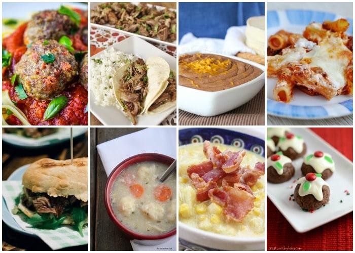 Weekly Dinner Menu – Week 5